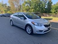 2014 Kia Forte Bright Silver EX Rear Backup Camera,