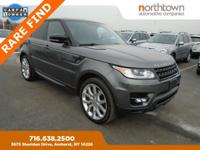 Come take a look at this pristine 14 Range Rover Sport