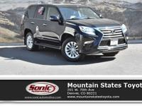 Check out this 2014 Lexus GX 460 4WD 4dr. Its Automatic
