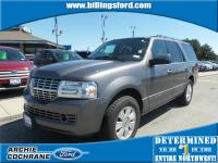 Sterling Gray Metallic 2014 Lincoln Navigator 4WD