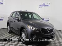 CARFAX One-Owner. Meteor Gray Mica 2014 Mazda CX-5