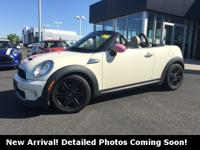 Ultra Rare MINI Cooper Roadster! Clean Carfax History