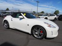 Step into the 2014 Nissan 370Z! A great vehicle and a
