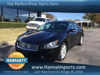 *Carfax Accident Free*, Navigation, Leather Seats,