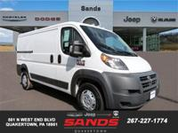 2014 Ram ProMaster 1500 Low Roof Odometer is 67376