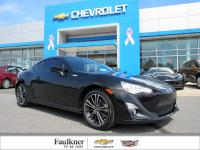 LOW MILES - 45,865! EPA 30 MPG Hwy/22 MPG City! FR-S