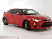 Red 2014 Scion tC FWD 6-Speed Automatic 2.5L I4 Dual