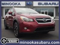 Take command of the road in the 2014 Subaru XV