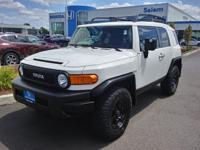 GREAT MILES 62,435! REDUCED FROM $34,495! FJ Cruiser