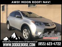 *** MOON ROOF *** NAV *** AWD ***Scores 29 Highway MPG