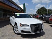 Check out this 2015 Audi A8 4.0T. Its Automatic
