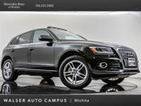 2015 Audi Q5 3.0 TDI quattro located at Audi Wichita.