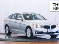 The 2015 BMW 328i xDrive GT is a niche-oriented model