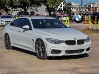We are excited to offer this 2015 BMW 4 Series. Drive