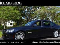2015 BMW 750LI XDRIVE AWD 4-DOOR SEDAN***FLORIDA