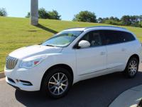 CARFAX One-Owner. Clean CARFAX. White Opal 2015 Buick
