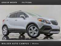 2015 Buick Encore, located at Lexus of Wichita.