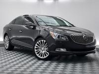 CARFAX One-Owner. LaCrosse Premium II Group, 4D Sedan,