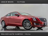 2015 Cadillac ATS 3.6L Performance, located at Lexus of