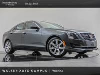 2015 Cadillac ATS 2.5L, located at Mercedes-Benz of