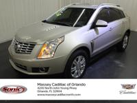 This 2015 Cadillac SRX Luxury comes complete with
