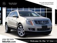 2015 Cadillac SRX Performance SilverNew Price! FWD