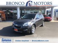 New Price! Gray 2015 Chevrolet Equinox LTZ AWD 6-Speed