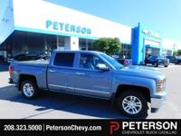 2015 Chevrolet Silverado 1500 LTZ 1LZ 4WD 8-Speed