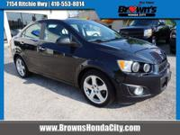 Clean CARFAX. Black Granite Metallic 2015 Chevrolet