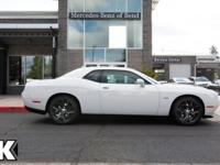 This 2015 Dodge Challenger R/T Plus is offered to you