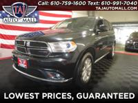 AWD.CARFAX One-Owner. Clean CARFAX. Black2015 Dodge