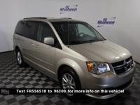 Sandstone 2015 Dodge Grand Caravan SXT FWD 6-Speed