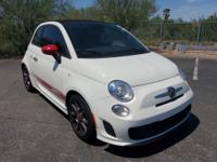 FIAT 500C ABARTH CABRIO! CARFAX One-Owner! Clean