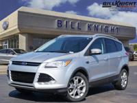Grand and graceful, this 2015 Ford Escape is a