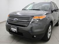 2015 Ford Explorer Limited Magnetic Metallic Bluetooth,