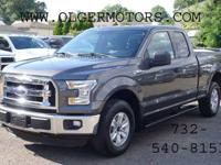 Extra clean F150-4wd-V8 power-extended cab four door