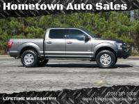 SERIOUS WARRANTY ON THIS 2015 FORD F150 SUPERCREW