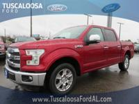 Tuscaloosa Ford is pleased to offer this Beautiful 2015