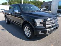 2015 Ford F-150 Platinum 4WDYOU CAN'T WAIT ANY LONGER.