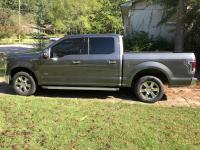 2015 Ford F150 with Chrome Appearance Package. Large