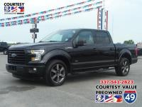 Check out this 2015 Ford F-150 . Its Automatic