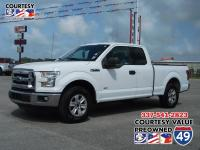 Look at this 2015 Ford F-150 . Its Automatic