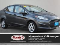 This 2015 Ford Fiesta SE comes well-equipped with