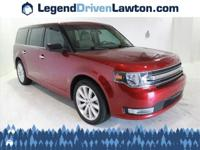 Check out this 2015 Ford Flex SEL before it's too