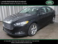 2015 Ford Fusion SE **Eligible for a 100,000 mile