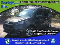 Come see this 2015 Ford Transit Connect Wagon XLT LWB