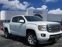 * 6 Cylinder engine * * Check out this 2015 GMC Canyon