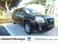 2015 GMC TERRAIN SLE-1. Clean CARFAX. Iridium Metallic