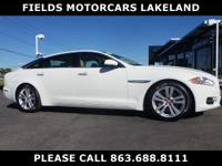XJL Portfolio trim. CARFAX 1-Owner, GREAT MILES 35,905!