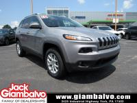 2015 JEEP CHEROKEE LATITUDE ..... ONE LOCAL OWNER